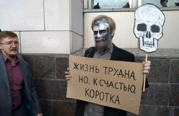 Депутат рассказал, как полицейские вели себя намитинге Навального