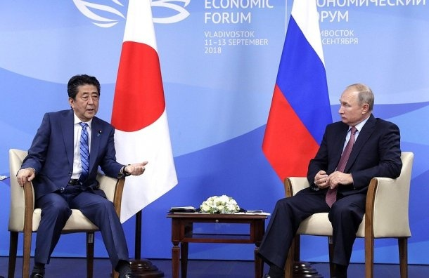 Японцы отвергли предложение Путина омире