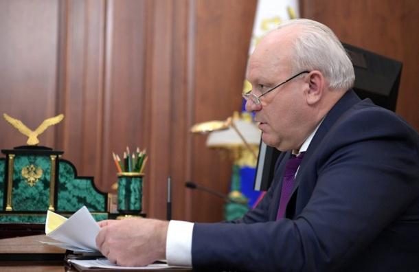Единоросс Виктор Зимин снялся свыборов главы Хакасии
