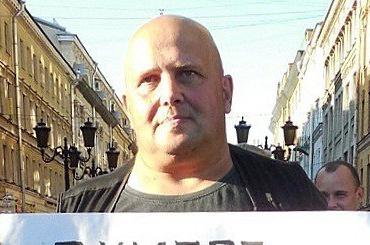 Участника перформанса «Путин едет напенсионерах» арестовали на10 суток