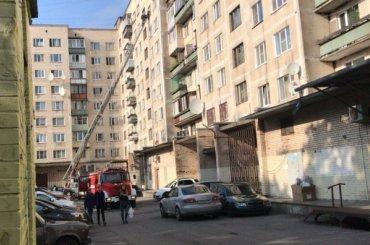 Огнеборцы спасли ребенка при пожаре наБудапештской улице