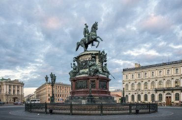 Памятник Николаю Iотремонтируют вПетербурге за27 млн рублей