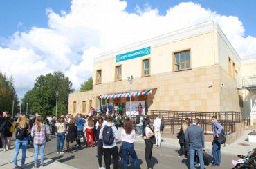 Новый спорткомплекс открылся вКрасногвардейском районе