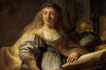Выставка Рембрандта иВермеера открывается вЭрмитаже