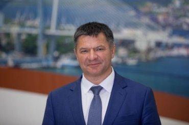 Тарасенко отказался участвовать вновых выборах губернатора Приморья
