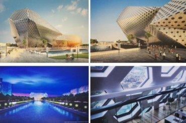 Новый парк появится наместе театра Пугачевой