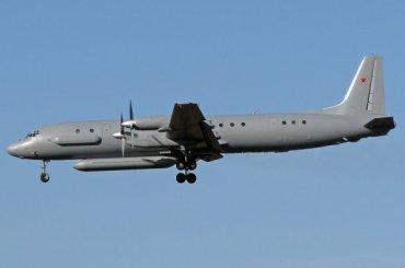 Российский Ил-20 исчез внебе над Сирией