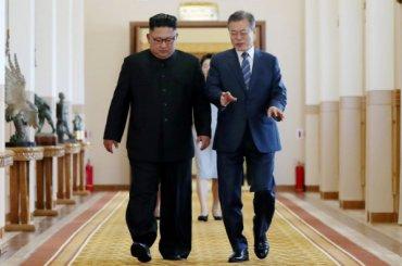 Северная иЮжная Кореи подадут совместную заявку наОлимпиаду-2032