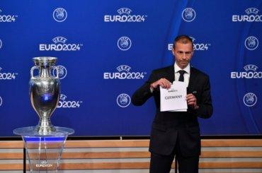 Евро-2024 пофутболу пройдет вГермании