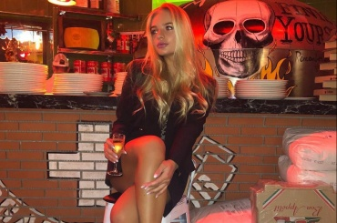 Дочь Пескова рассказала про супер-ресторан вПариже