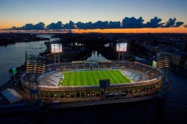 Набережные устадиона «Петровский» отремонтируют за2,4 млрд рублей