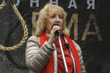 Ходунова: КПРФ провела митинг вУдельном парке, чтобы избежать дубинок