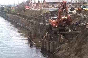 Роспотребнадзор выписал штраф подрядчику реконструкции Обводного канала