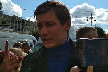 Гудков: Это митинг против власти!