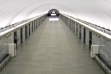 Раскрыто предназначение дополнительных дверей настанции «Московская»