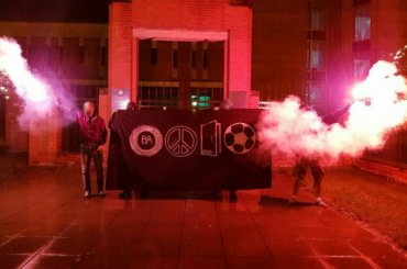 Акция протеста прошла упетербургского отделения Пенсионного фонда