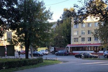 Пожилую пару сбили вПетербурге