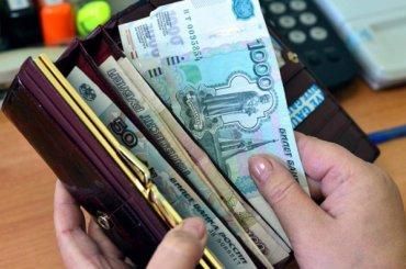 Самые большие зарплаты вПетроградском районе