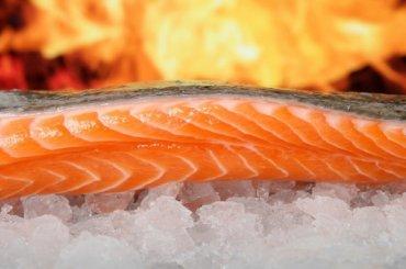 Более 200 тонн красной рыбы непустили вПетербург