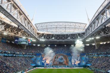После матча со«Спартаком» «Зенит» заплатил штраф