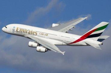 Крупнейший вмире лайнер Airbus A380−800 приземлится вПулкове
