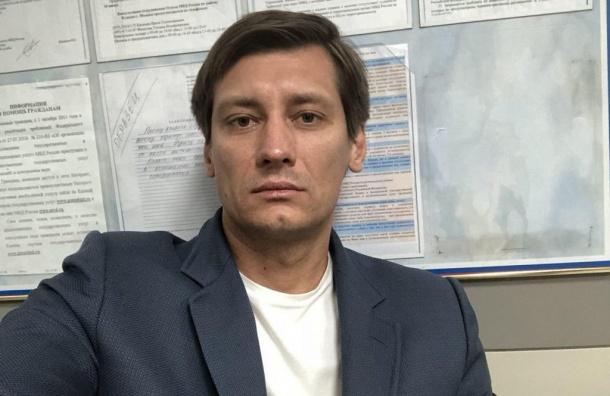 Гудков: депутат ЗакСа Ковалев— член пропутинской, предательской партии