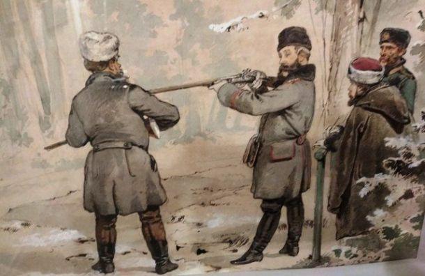 Вохотничьей столице— про царскую охоту