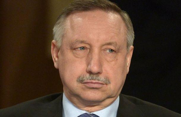 Зять ижена Беглова уволились изСмольного