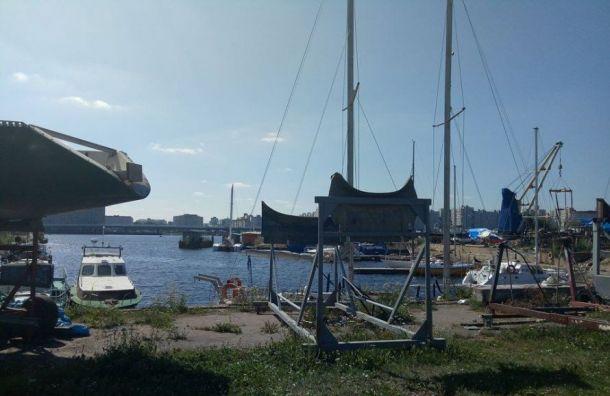 Увеличение количества яхт недолжно повлиять наэкологию вПетербурге