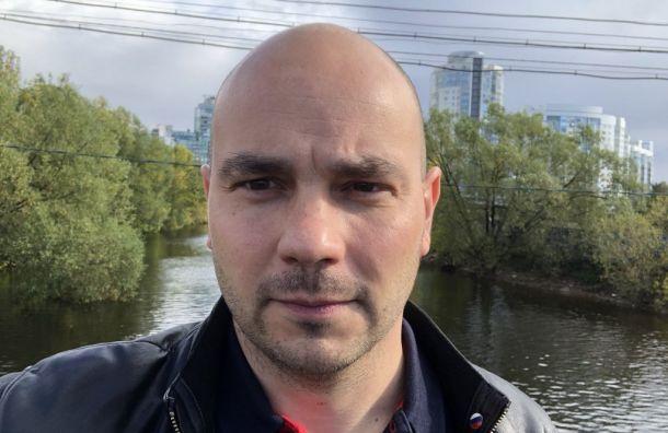 Председателя «Открытой России» Пивоварова задержали вМоскве