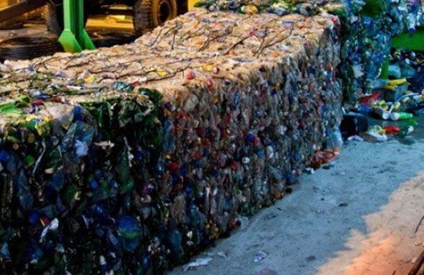 Миллион тонн мусора вгод будут переработывать вПетербурге через пять лет