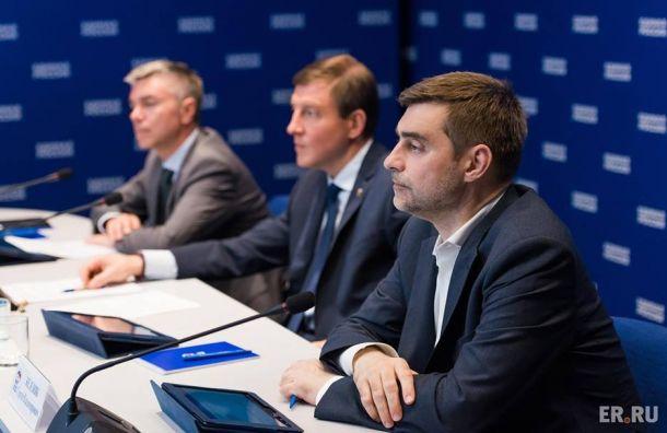 Железняк покинул руководство «Единой России» из-за пенсионной реформы