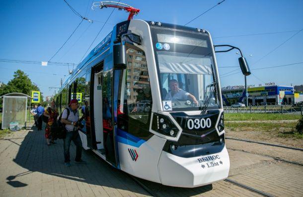 Более 300 остановок построят вПетербурге задва года
