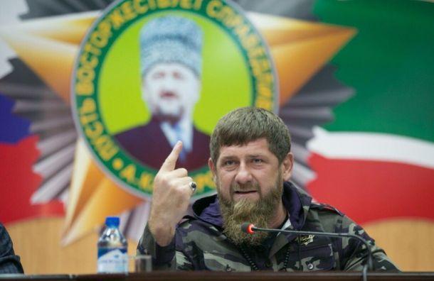Кадыров: петербургского бизнесмена освободили изплена