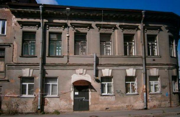 Арбитраж обязал арендаторов особняка Парамонова отремонтировать здание