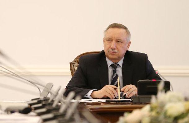 Беглов приказал отключить трансляцию навопросе обиностранных рабочих