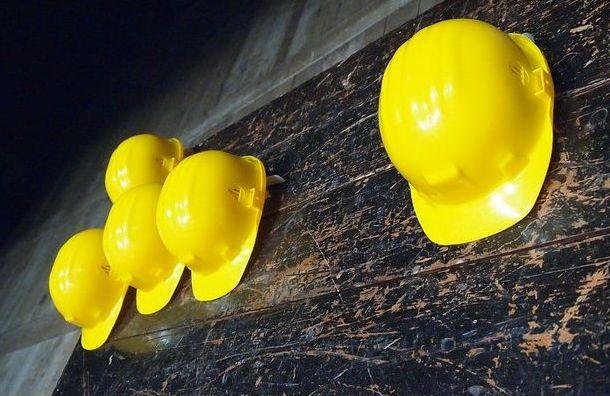 Рабочие устроили забастовку уофиса «Метростроя» из-за задержки зарплат