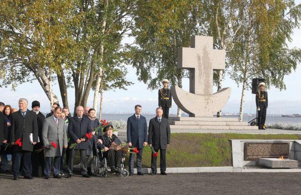 После реконструкции открыли мемориал «Холм Славы»