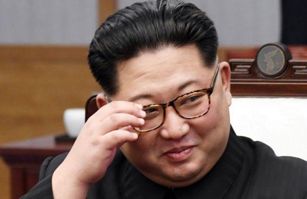 Трамп обещал показать «любовные письма» Ким Чен Ына