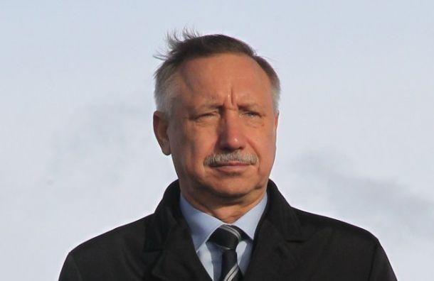 Беглов еще нерешил, пойдетли онна выборы губернатора Петербурга