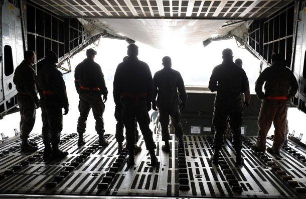 Американские военные уверены вначале войны
