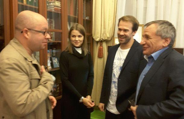 Путин поздравил сюбилеем худрука «Русской антрепризы» Фурманова
