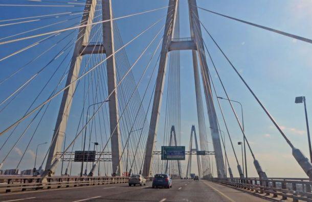 Петербург выделит 5,5 млрд рублей наЗСД в2019 году