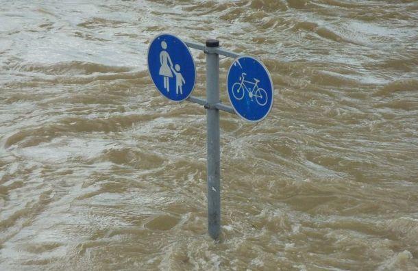 Жертвами наводнения вКубани стали шесть человек