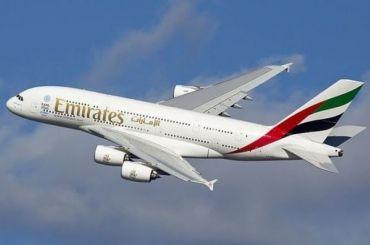 Самый крупный пассажирский самолет вмире сел вПетербурге