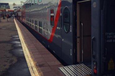 Пенсионерка упала между вагоном иплатформой наМосковском вокзале