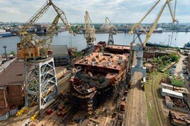 Строящиеся вПетербурге ледоколы назовут вчесть Говорухина иКобзона