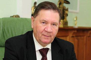 Ушел вотставку губернатор Курской области Александр Михайлов
