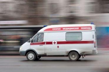 Иномарка сбила женщину наВыборгском шоссе