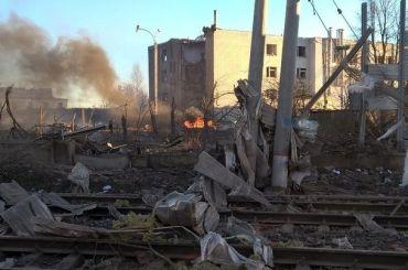 Здание завода вЛенобласти полностью обрушилось после взрыва